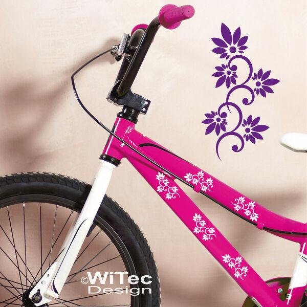 Ranken Aufkleber Fahrrad Beachcruiser Sticker